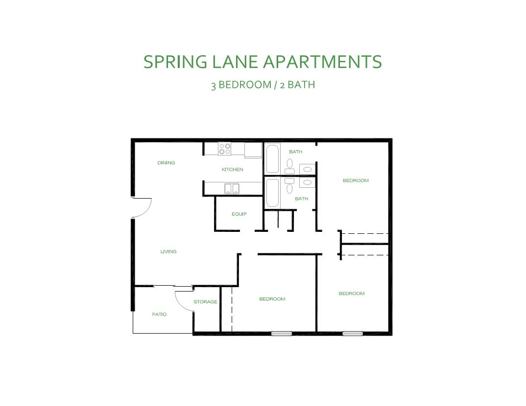 Jefferson At Spring Creek Apartments